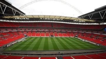 El estadio de Wembley