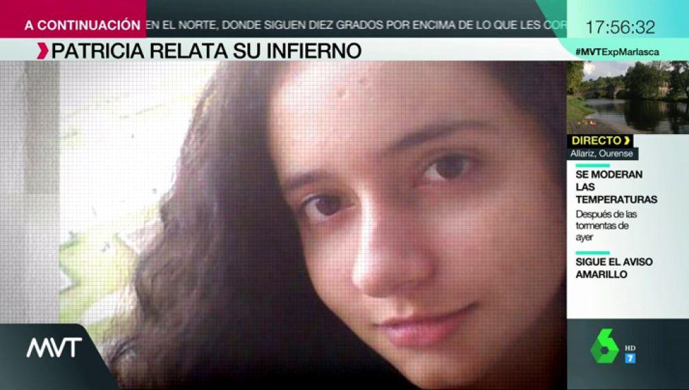 Patricia Aguilar narra ante la Policía el infierno que vivió en Perú: era agredida físicamente y tenía que informar a Manrique sobre su menstruación