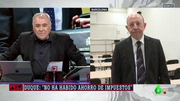 El profesor de Economía, Gonzalo Bernardos
