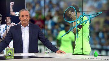 """Josep Pedrerol: """"Ayer perdieron los grandes y ganó el fútbol"""""""