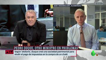 El director de OKdiario, Eduardo Inda