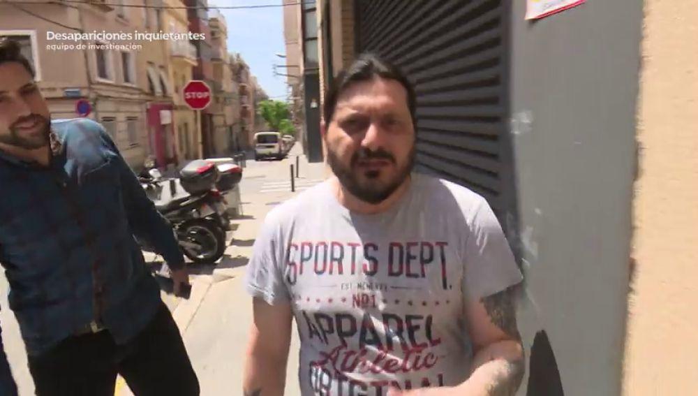 """Equipo de Investigación localiza a Javier Román, novio de la desaparecida Cristina Bergua: """"¡Te rompo la cámara!"""""""