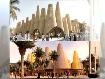 ¿Por qué no hay plagio en los pabellones de España y Austria para la Exposición Universal de Dubái 2020?