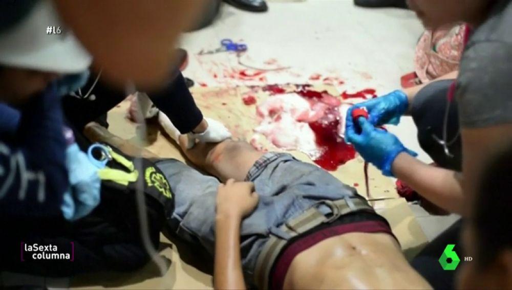 Muerto en unas protestas en Venezuela