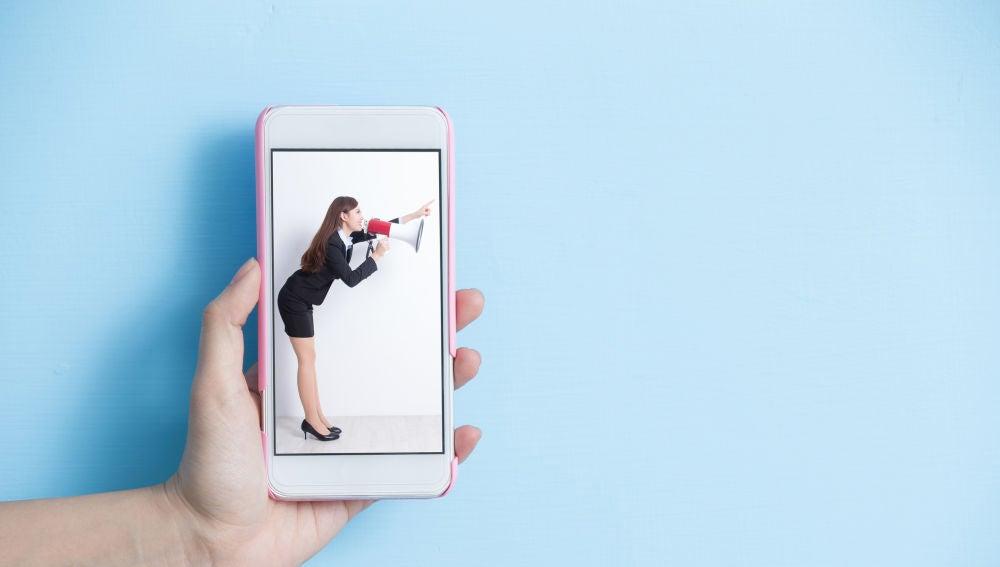 Cómo aumentar el volumen del móvil