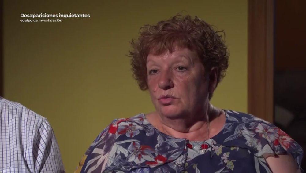 """La madre de Cristina Bergua, desaparecida hace 21 años: """"Su novio tuvo sangre fría, como que le daba igual"""""""