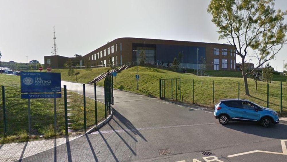 Imagen de la Academia Hastings, en East Sussex