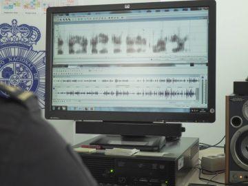 Departamento de Acústica Forense de la Policía Nacional