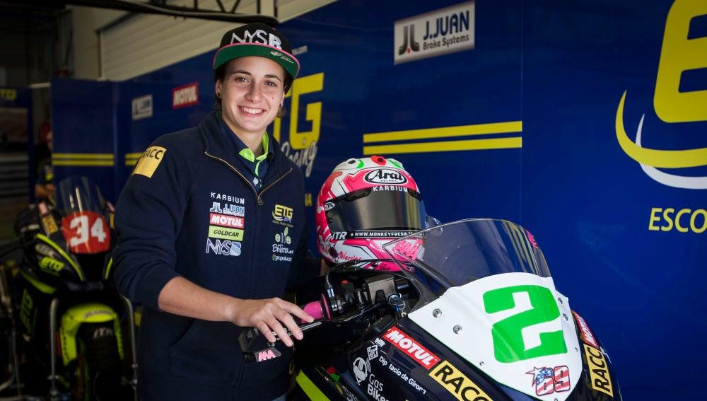 Ana Carrasco, en una imagen de archivo