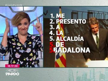 Cristina Pardo habla de Xavier García Albiol
