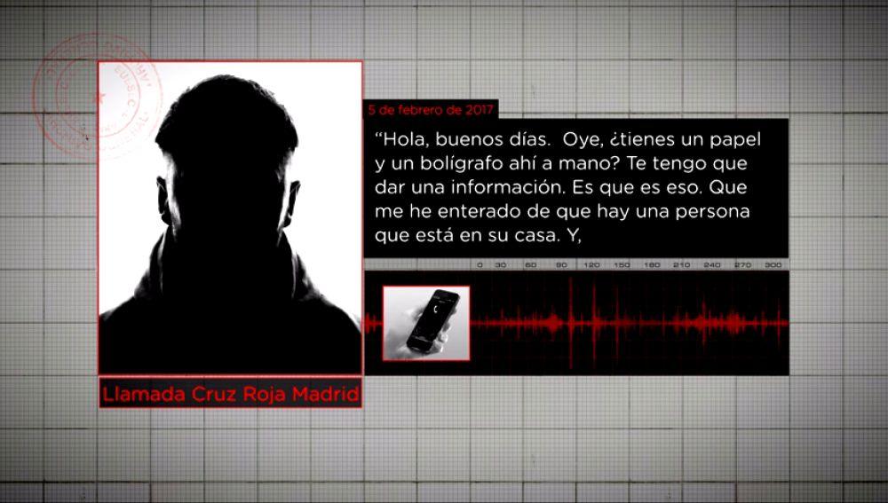 Tiene acento vasco y aporta demasiados detalles: buscan al autor de una misteriosa llamada que puede resolver el asesinato de un anciano en Santander
