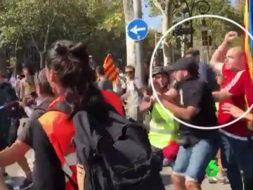 Nuevas imágenes de la agresión que se produjo tras la manifestación de Jusapol