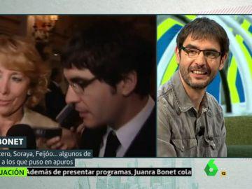 Juanra Bonet, en Liarla Pardo