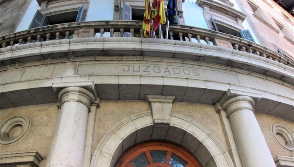 Imagen de los juzgados de Islas Baleares