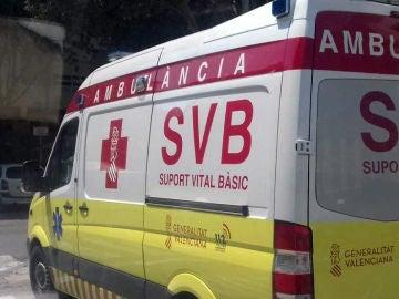 Ambulancia de Soporte Vital Básico (SVB)