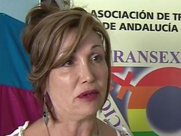 Mar Cambrollé, presidenta de la Federación Plataforma Trans