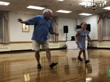 abuelo baile