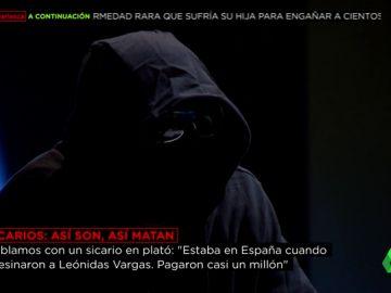 Manuel Marlasca entrevista a un sicario en Expediente Marlasca