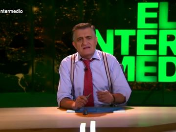 El Gran Wyoming en El Intermedio
