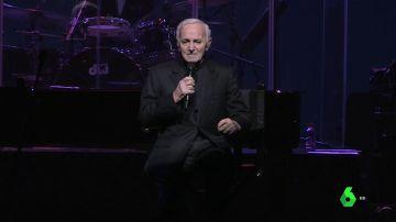Charles Aznavour, el último gran representante de la canción francesa