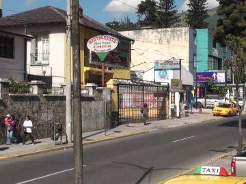 Imagen de archivo de una de las calles de Quito