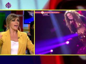 Anna Simon y Ana Morgade se pican con Chenoa y rememoran su brutal actuación en Tu Cara Me Suena al ritmo de 'I'm so excited'