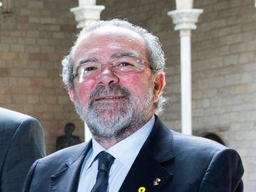 El presidente de la Diputación de Lleida y alcalde de Fondarella, Joan Reñé