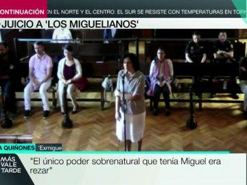 """Habla una de las monjas de los Miguelianos: """"El único poder sobrenatural que tenía Miguel era rezar"""""""