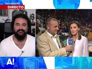 El análisis de El Sevilla del tuteo de la exjugadora Marta Fernández a la reina Letizia
