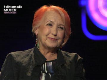 """El consejo de Rosa María Calaf a las mujeres que estudian periodismo: """"No va a ser fácil, nunca lo ha sido, pero es una profesión necesaria y de servicio"""""""