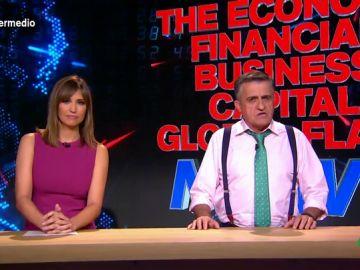 """El Intermedio presenta 'The Economical Flash News': """"Un espacio que parece creado por Ferran Adrià. El nombre es largo y el contenido, pequeño"""""""