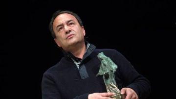 El alcalde de Riace, Domenico Lucano