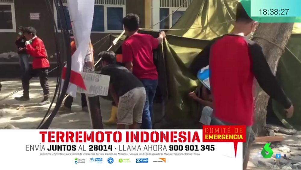 Terremoto y tsunami en Indonesia: tú también puedes ayudar
