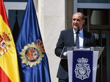 Francisco Pardo Piqueras, director de la Policía Nacional