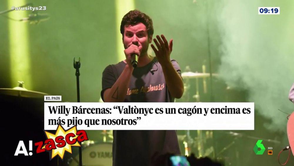willy barcenas