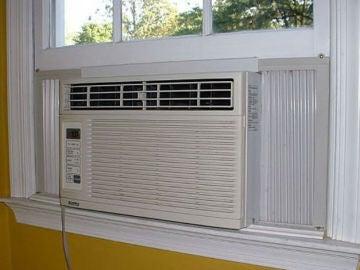 Imagen de archivo de un aparato de aire acondicionado