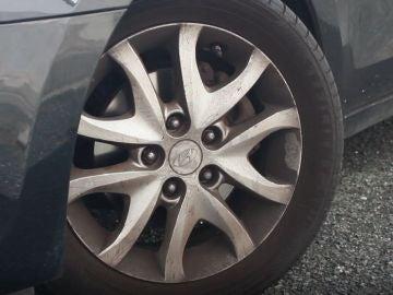 Neumático de vehículo