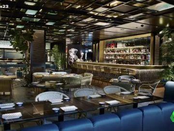 Las primeras imágenes del restaurante que han montado Nadal, Gasol, Ronaldo y Enrique Iglesias en Londres