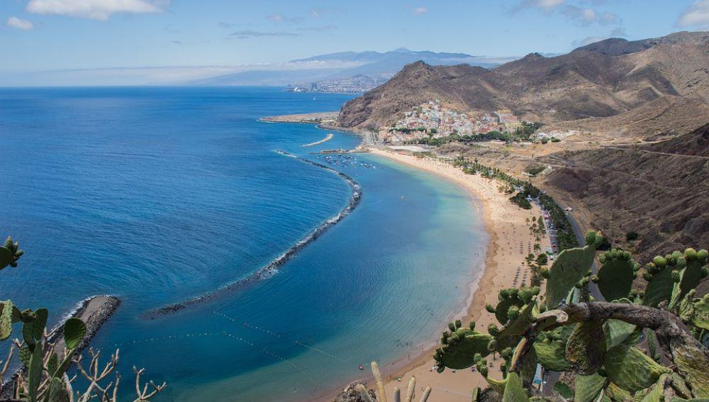 Ciudad de Tenerife.