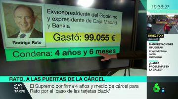 Lencería femenina, bares de copas, restaurantes, joyas: en esto gastaron el dinero los condenados por las 'tarjetas black'