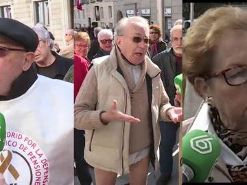 Nadie como estos viejennials para abanderar la lucha de los pensionistas