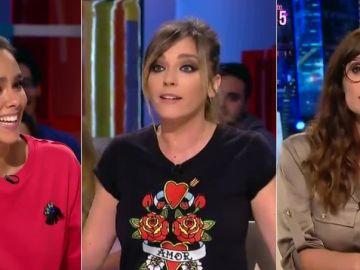 Cristina Pedroche, Anna Simon y Ana Morgade
