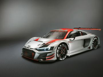 Solo para competir. Audi actualiza su R8 LMS GT3 para seguir ganando