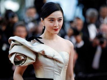 La actriz china más importante del país, Fan Bingbing