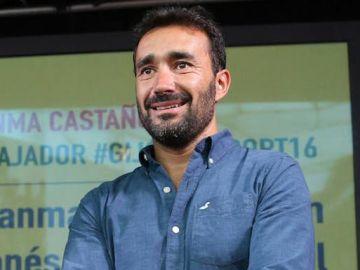 El periodista Juanma Castaño