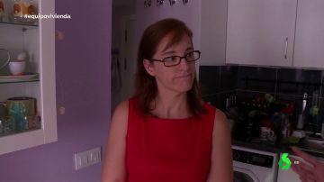 Esther, afectada por un fondo buitre