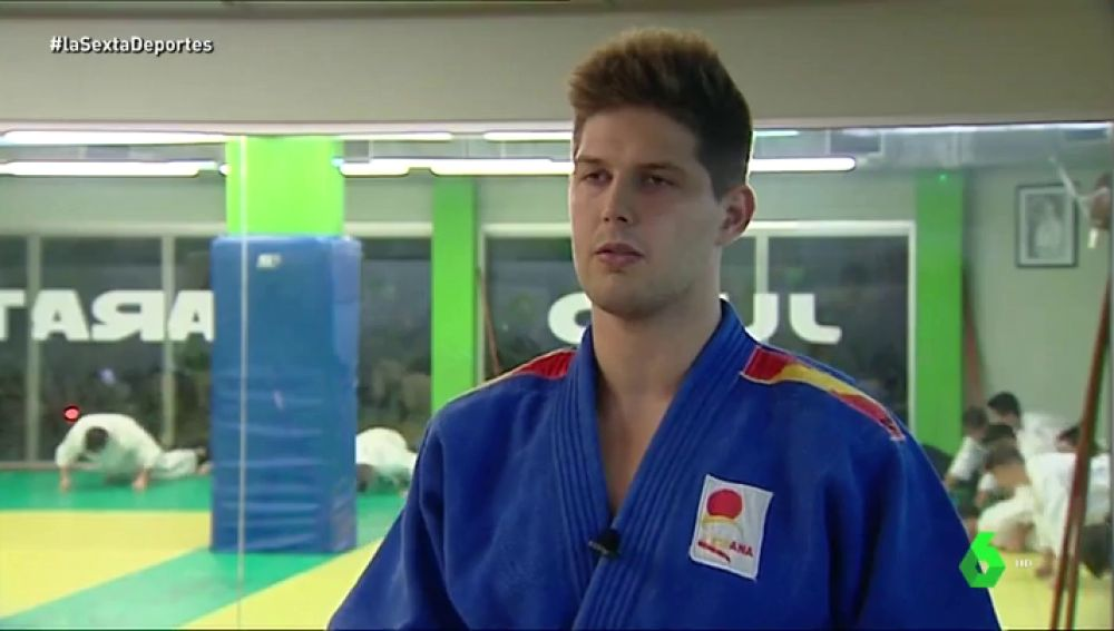 """Marc Fortuny vuelve tres años después de dejar el judo: """"No me atrevía a competir por no poder aceptar que era gay"""""""