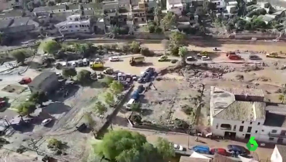 Calles y casas anegadas, coches destrozados… las consecuencias de las riadas en Mallorca tardarán años en olvidarse