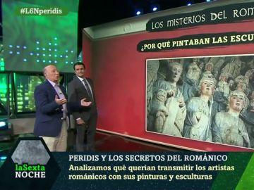 Peridis analiza en Románico en laSexta Noche