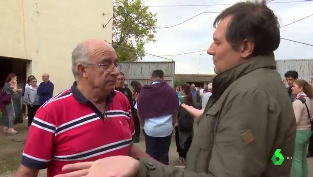 Josep Pamies, promete curar el autismo con lejía
